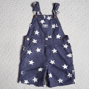 Oshkosh overalls in great used condition size 24m.